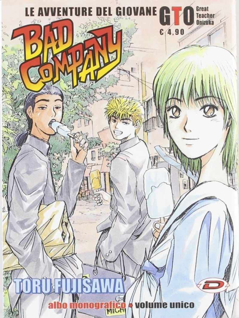 Bad Company - Le Avventure Del Giovane G.T.O.
