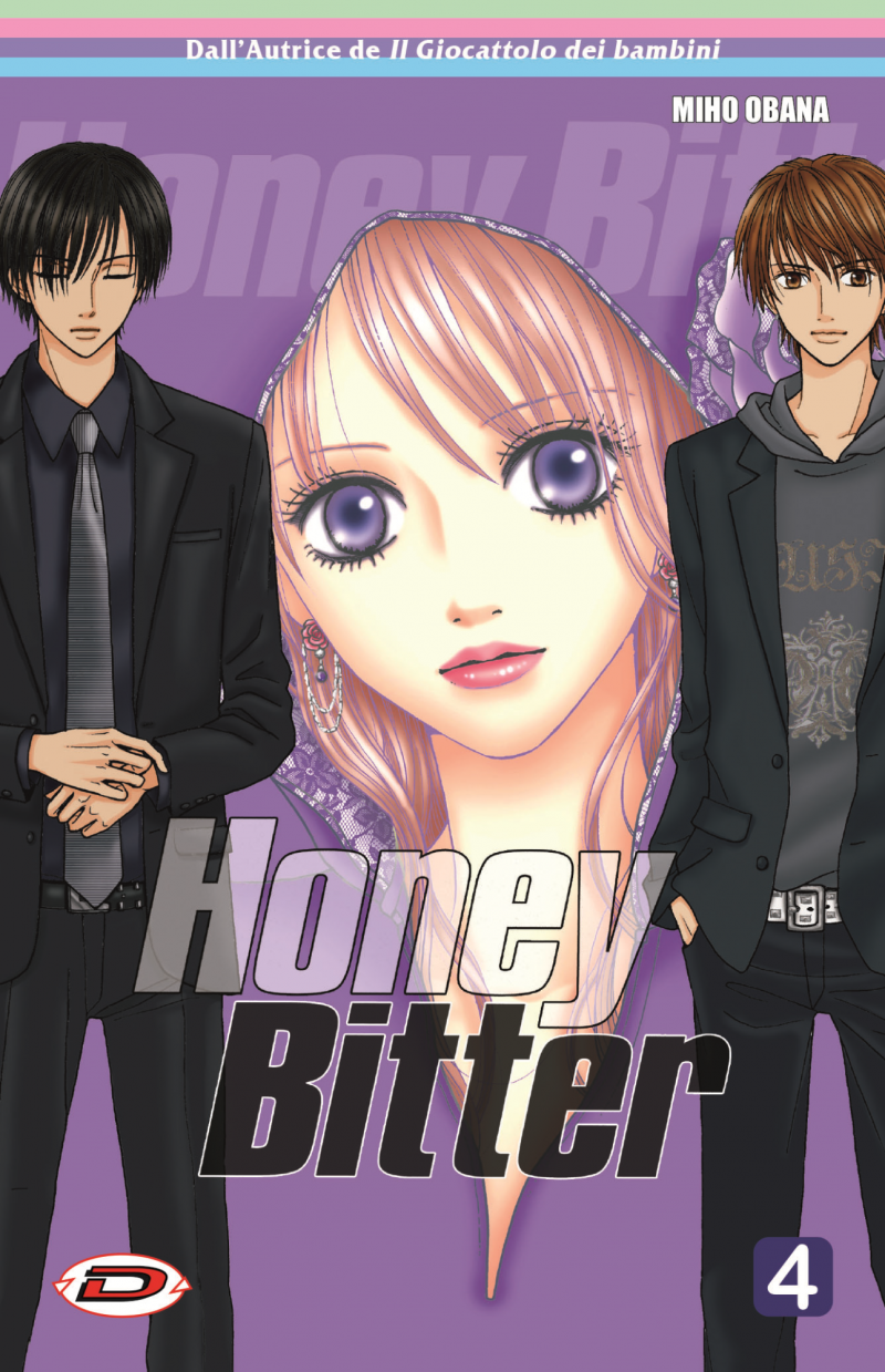 Honey Bitter #04