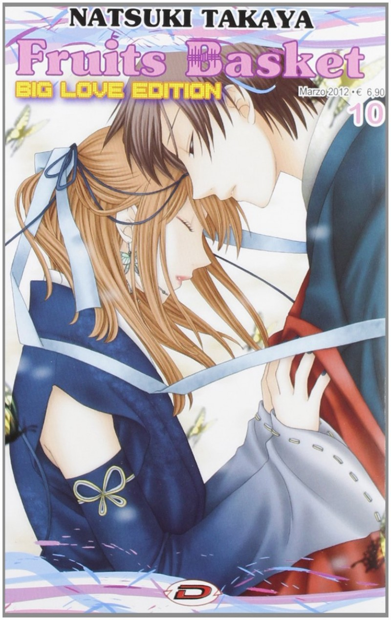 Fruits Basket #10 - Big Love Edition