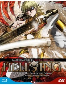 Hellsing Ultimate #03 Ova 5-6 (Blu-Ray+Dvd)
