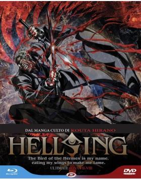 Hellsing Ultimate #04 Ova 7-8 (Blu-Ray+Dvd)