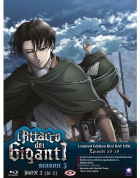 Attacco Dei Giganti (L') - Stagione 03 Box #02 (Eps 13-22) (2 Blu-Ray) (Ltd Edition)