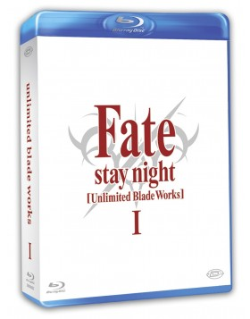Fate/Stay Night - Unlimited Blade Works - Stagione 01 (Eps 00-12) (3 Blu-Ray)