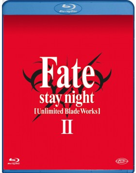 Fate/Stay Night - Unlimited Blade Works - Stagione 02 (Eps 13-25) (3 Blu-Ray)