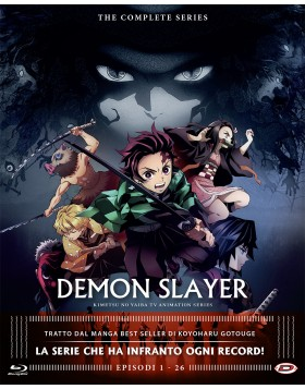 Demon Slayer - The Complete Series (Eps 01-26) (4 Blu-Ray)