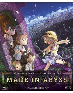 Made In Abyss - Limited Edition Box (Eps 01-13) (3 Blu-Ray)
