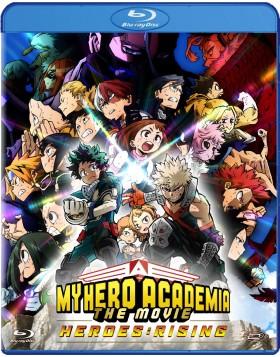 My Hero Academia - The Movie - Heroes: Rising