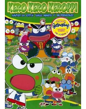 Hello Kitty's Friends - Kero Kero Keroppi - Aiuto! La Citta' Sulle Ninfee E' In Pericolo!