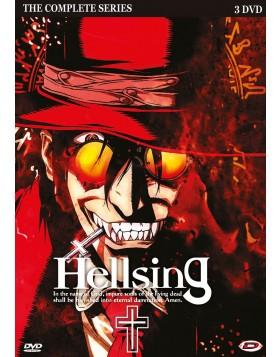 Hellsing - The Complete Series (Eps 01-13) (3 Dvd)