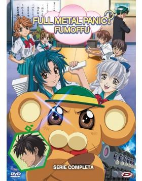 Full Metal Panic? Fumoffu - The Complete Series (Eps 01-12) (3 Dvd)