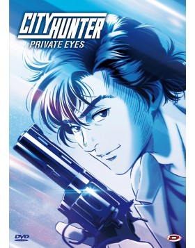 City Hunter - Private Eyes (First Press)
