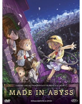 Made In Abyss - Limited Edition Box (Eps 01-13) (3 Dvd)