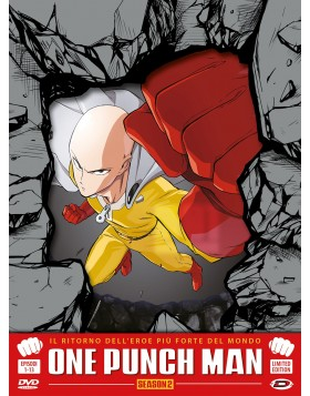 One Punch Man - Season 02 Limited Edition (Eps 01-12)