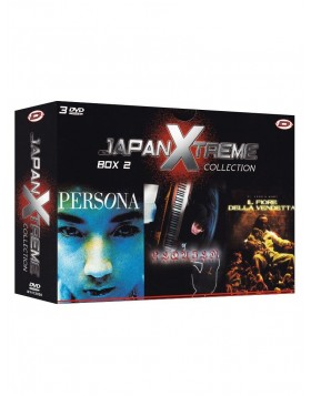 Japan Xtreme Collection Box 02 - Persona / Requiem / St. John'S Wort (3 Dvd)