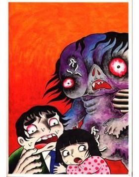 Hideshi Hino Cofanetto (Hell Baby / Bug Boy / Visione D'Inferno)