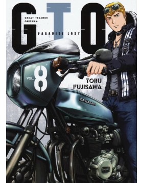 G.T.O. - Paradise Lost #08