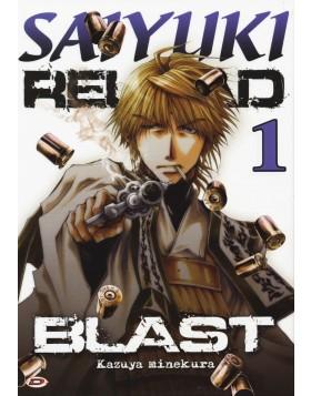 Saiyuki Reload Blast #01