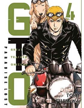 G.T.O. - Paradise Lost #04