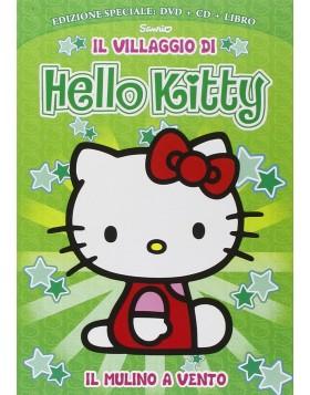Hello Kitty - Il Villaggio Di Hello Kitty #04 - Il Mulino A Vento (Dvd+Cd+Libro)