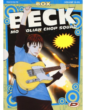 Beck - Mongolian Chop Squad Box 04 (#16-20)