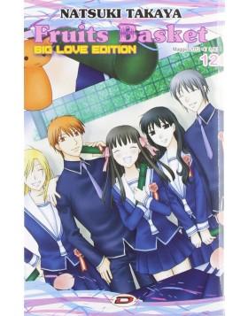 Fruits Basket #12 - Big Love Edition