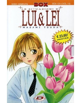 Situazioni Di Lui & Lei (Le) Box 01 (#01-05) (Ltd)