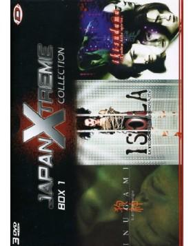 Japan Xtreme Collection Box 01 - Inugami / Isola / Ikisudama (3 Dvd)