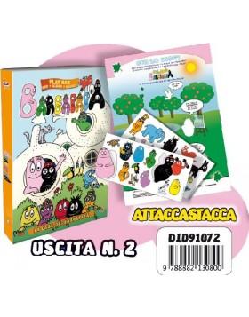 Barbapapa' Play Box #02 - La Casa Dei Barbapapa' (Dvd+Album+Gadget)