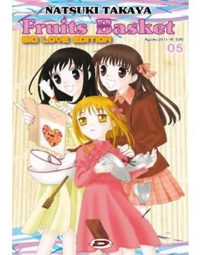 Fruits Basket #05 - Big Love Edition